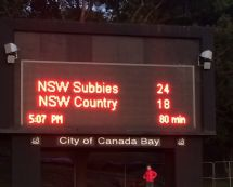 Open news item - Subbies Rep Team Victorious Over NSW Country